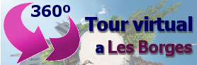 Tour Virtual a Les Vorges 360º
